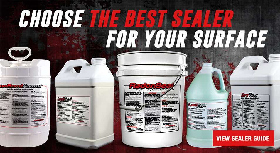 Choose the Best Waterproofing Sealer for Your Surface