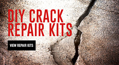 DIY Basement Wall Crack Repair Kits
