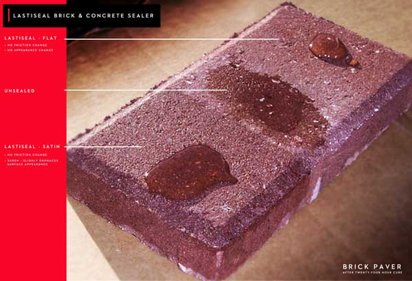 Penetrating Brick Sealer for Permanent Waterproofing | LastiSeal